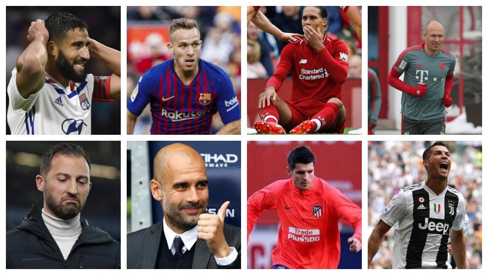 Champions League 2018-19: Vuelve La Champions: Las
