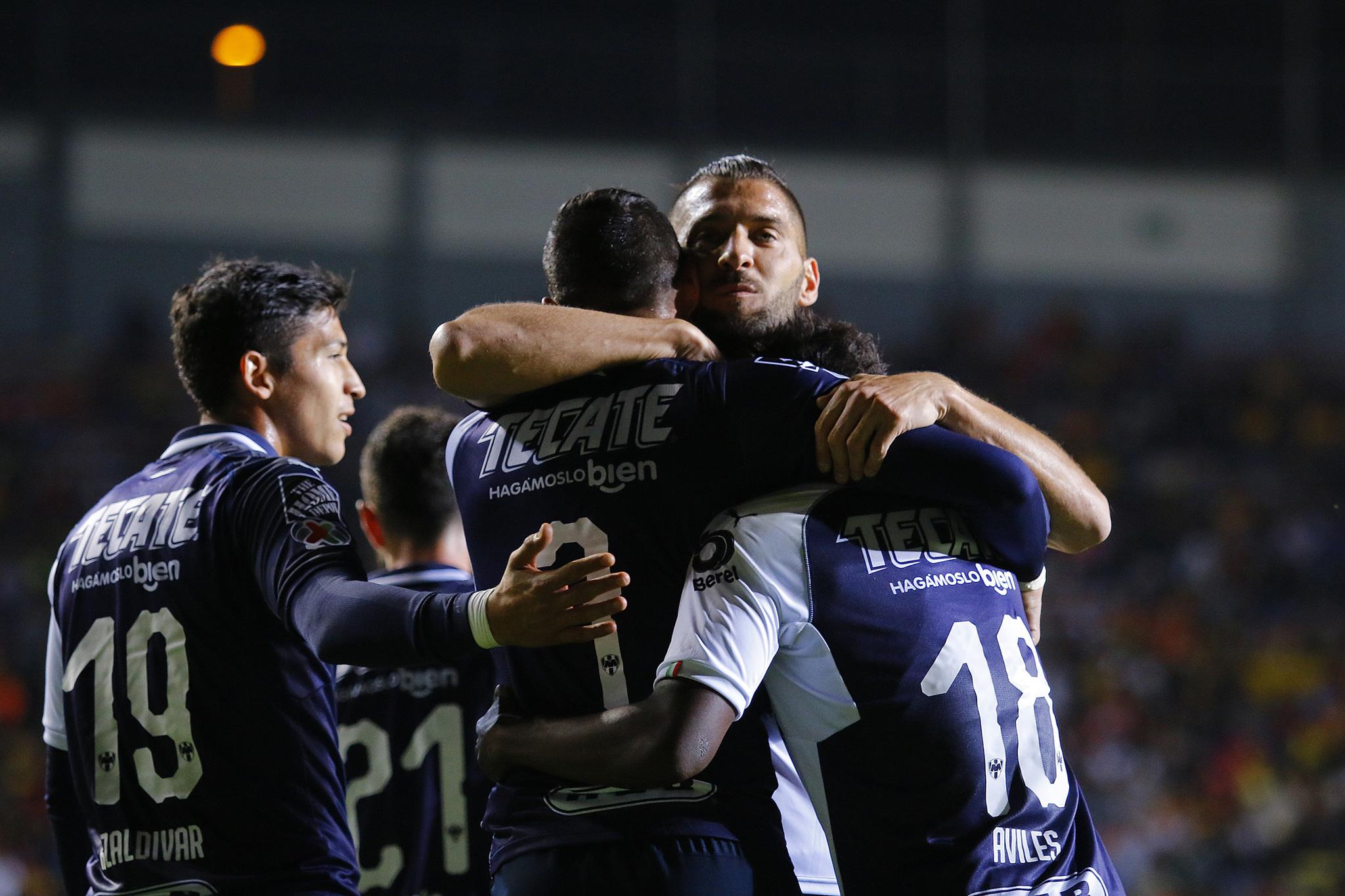 Festín de goles en el triunfo de Santos frente a Marathón