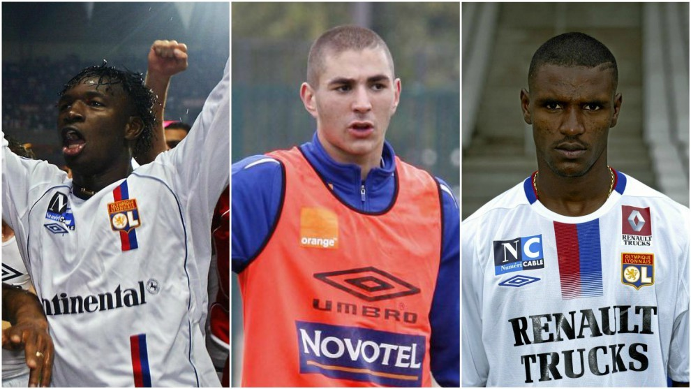 online store ffd02 efa74 Lyon vs Barcelona: Ten world-class players who were once at ...