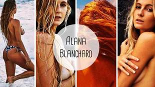 Alana Blanchard, an American surfer, has uploaded some topless photos...
