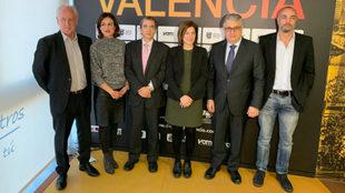 Presentación el impacto económico del Maratón de Valencia.
