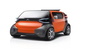 El Ami One Concept de Citroën podrá conducirse sin carnet.