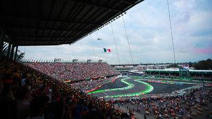 El GP de México ha sido premiado como el mejor los últimos cuatro...