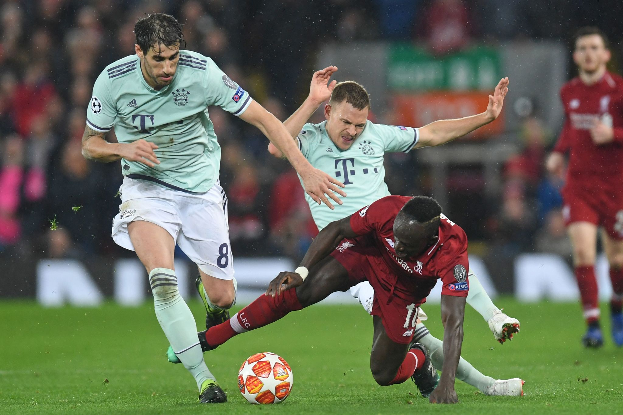 Bayern Vs Liverpool Photo: Liverpool Vs Bayern Múnich Liverpool Y Bayern Empatan En