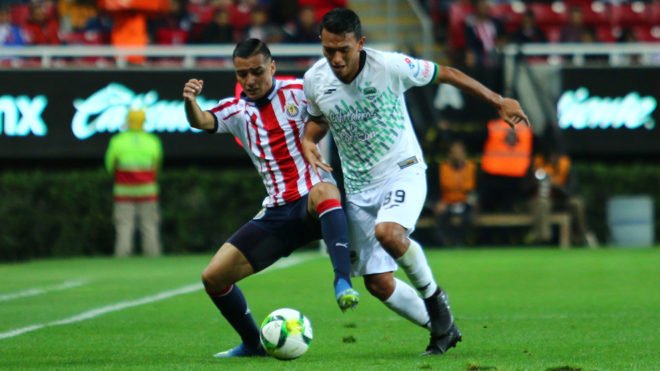 Chivas salva empate ante Tapachula y avanza primero de su grupo