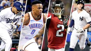 Machado, Westbrook, Ryan y Stanton son de los mejores pagados en su...