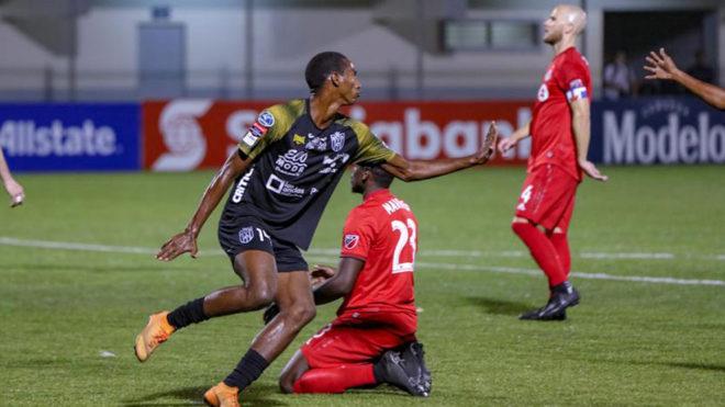 CAI debutó en Concachampions con histórica goleada sobre Toronto