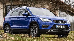 El Seat Ateca cuenta con motorizaciones diésel y gasolina que van de...