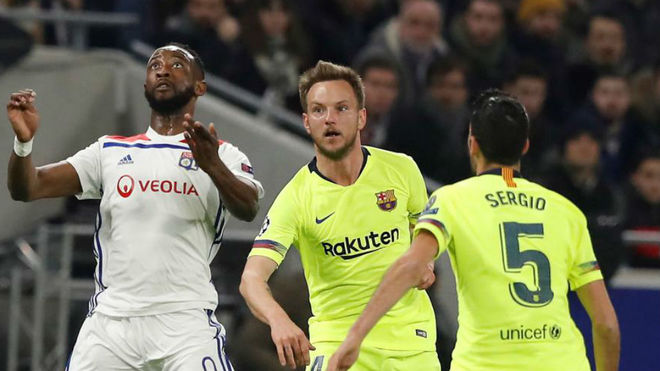Olympique Lyon vs Barcelona