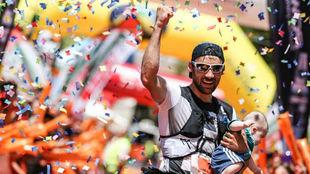 Luis Alberto Hernando, en 2016 cuando ganó por tercera vez en...