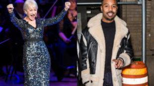 Helen Mirren y Michael B. Jordan, entre los presentadores de los Oscar...