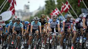 Los Mundiales de 2011 se disputaron en Copenhague.