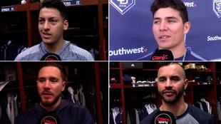 Reyes, Urías, Quiroz y Torres, los mexicanos en el Spring Training de...