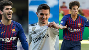 These 15 young Spanish footballers have the best chance of success in...