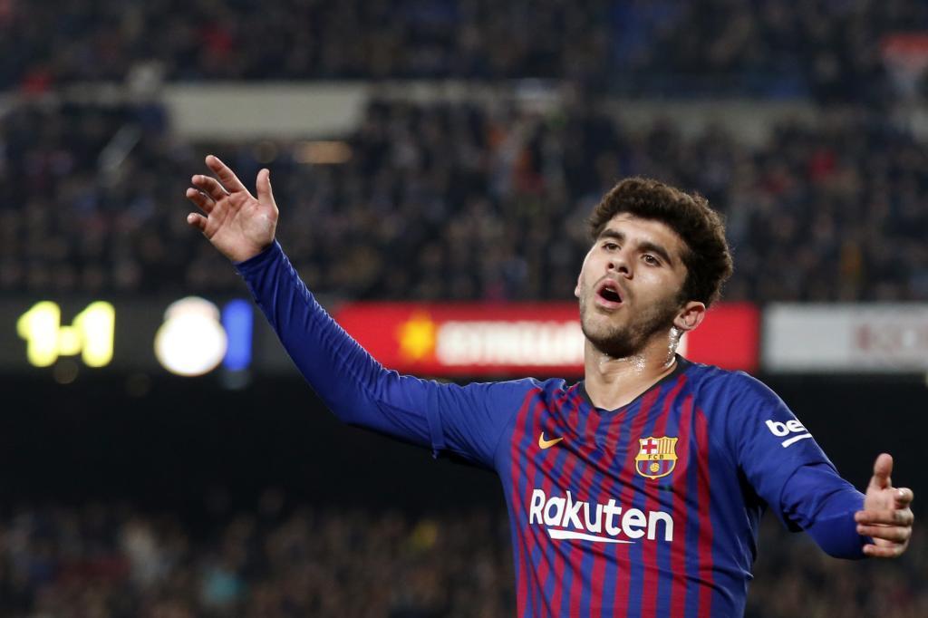 Vela con calidad para jugar en el Barcelona