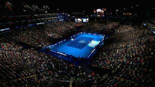 Vista panorámica del O2 Arena de Londres