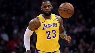 LeBron James se encuentra ante uno de los mayores desafíos de su...