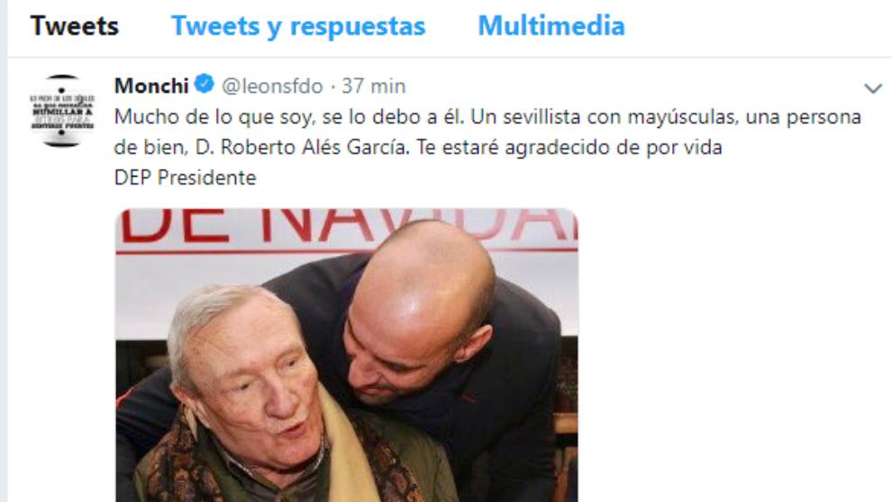 Ha fallecido Roberto Alés; jugó en la AD Almería