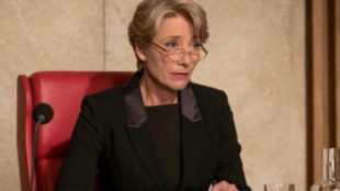 Emma Thompson en 'El Veredicto' ('The Children...