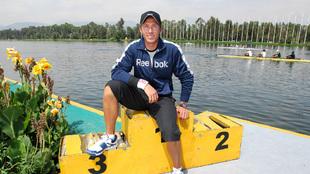 Loliger participó en los Juegos Olímpicos de Londres 2012.