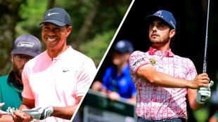 Tiger Woods muestra importante mejoría; mientras que Abraham Ancer va...