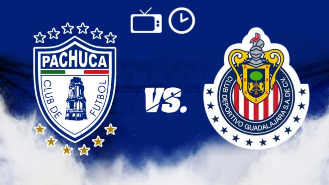 Resultado de imagen para Pachuca vs Chivas Guadalajara
