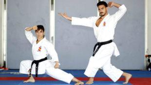Sandra Sánchez y Damián Quintero, los dos grandes referentes del...