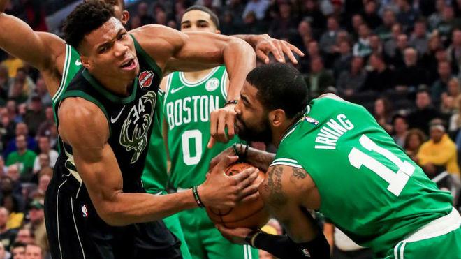Bucks es el rival más peligroso de Warriors