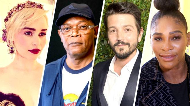 Algunos de los conductores del Oscar 2019
