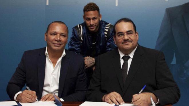 Paris Saint-Germain president rules out Neymar sale