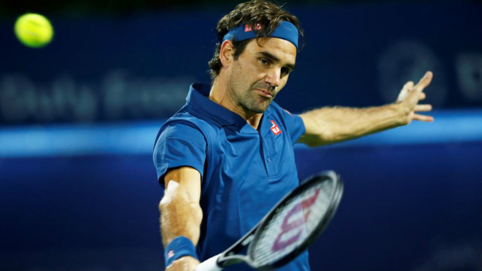 Federer regresa a Dubái con triunfo, Siglo Torreón