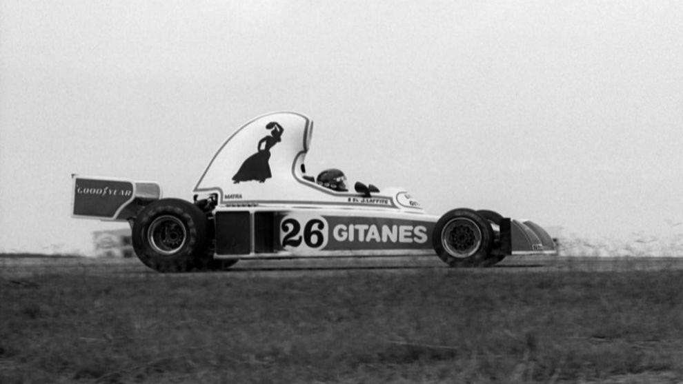 Otro que no dejó indiferente a nadie fue el primer Ligier, el JS5, y...