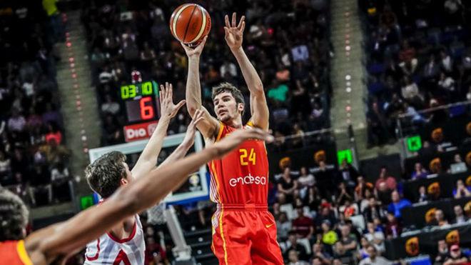 Darío Brizuela fue el máximo anotador del choque con 16 puntos