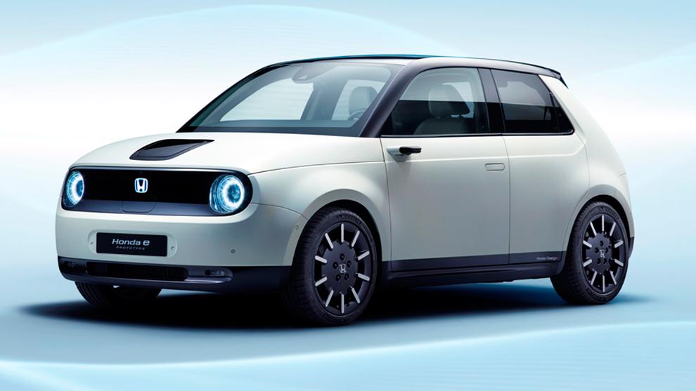 Honda e Prototype: listo para su revelación en Ginebra