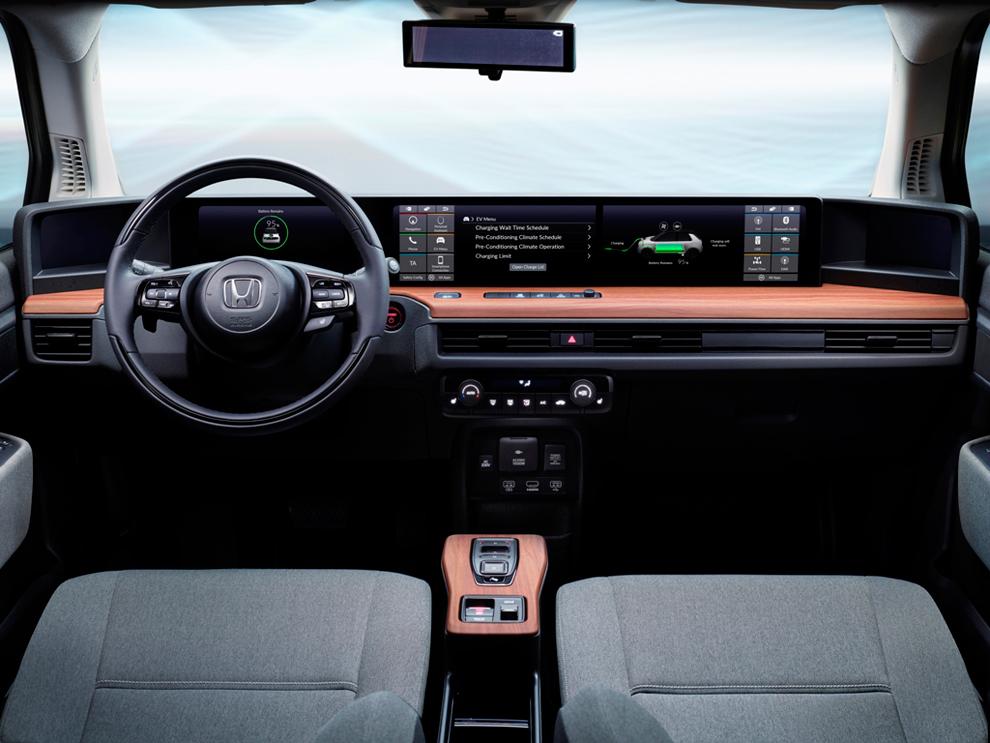 Honda presenta su nuevo vehículo urbano eléctrico