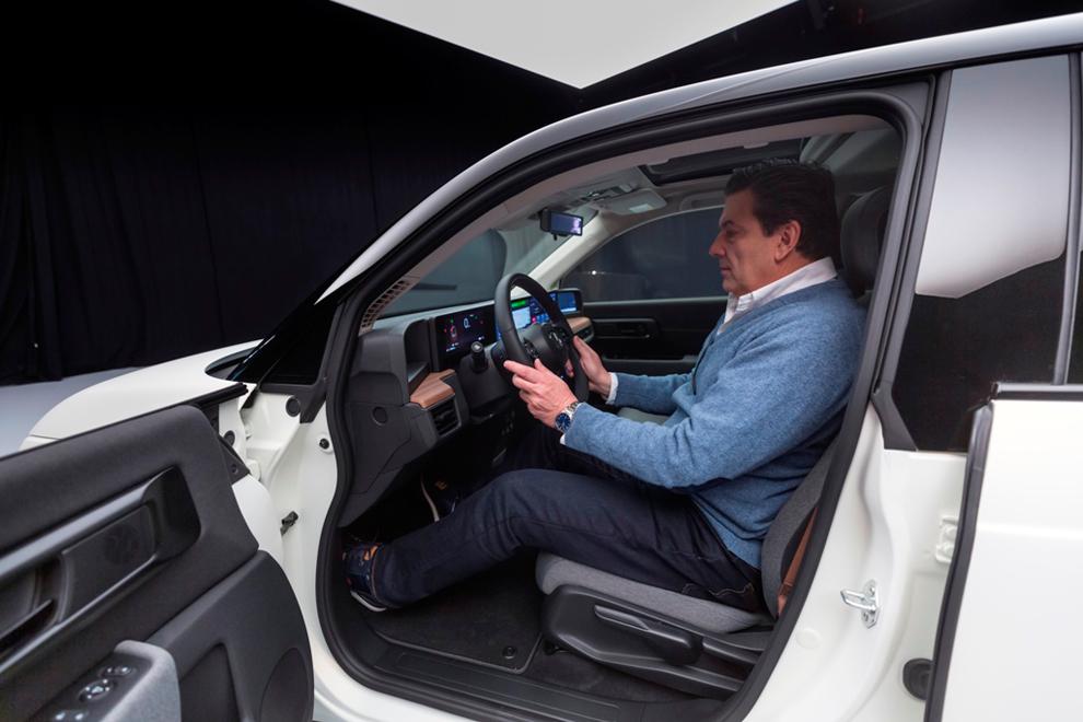 Honda E Prototype, eléctrico y casi de producción — Oficial