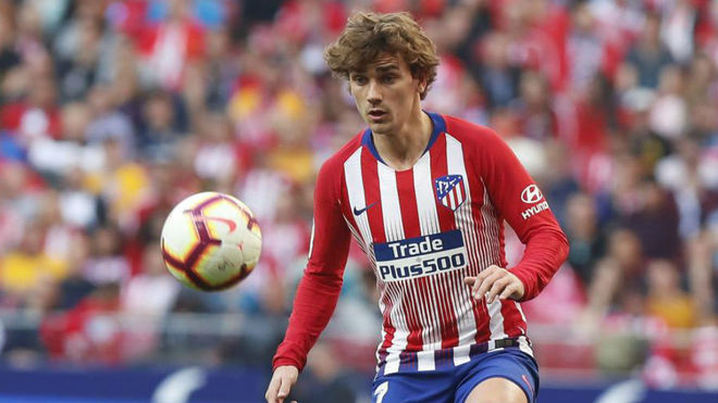 1b928be2a LaLiga Santander - Atletico Madrid  Griezmann chooses his best ...