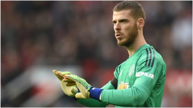 De Gea rejects Manchester United's offer