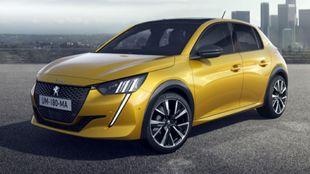 La nueva generación del Peugeot 208 se presentará en el Salón de...