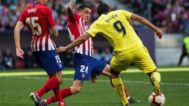 Jose Gimenez impressed against Villarreal