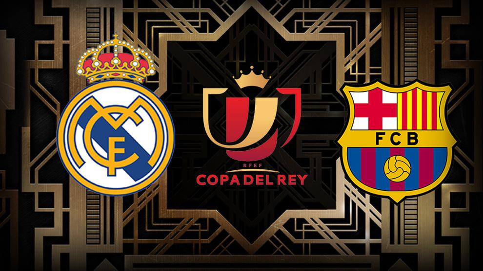 Copa Del Rey Real Madrid Vs Barcelona Horario Y Donde Ver Hoy Miercoles En Vivo En Tv El Clasico Marca Claro Mexico