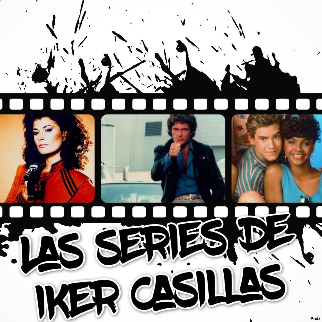 Las series de televisión preferidad de Iker Casillas