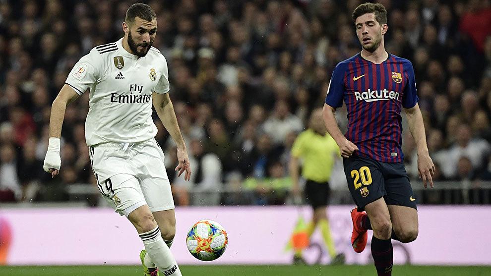 Asaltan casa de Karim Benzema mientras jugaba contra el Barcelona