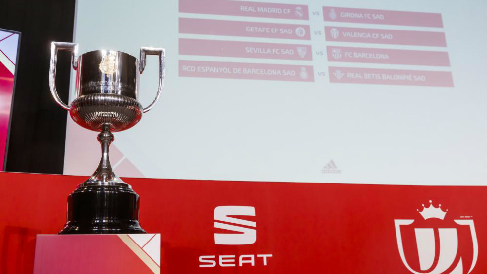 Trofeo de la Copa del Rey