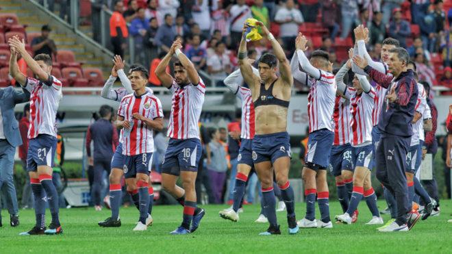 Chivas venció al Atlético de San Luis en copa. Enfrentará al...