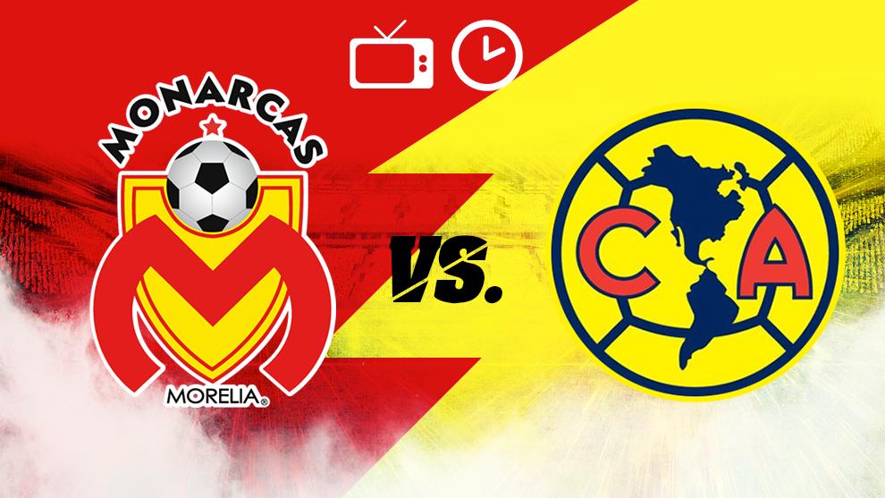Resultado de imagen para Morelia vs Club América