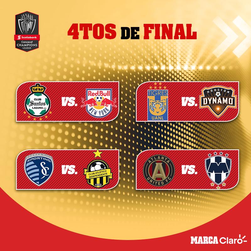 Concachampions 2019: Listos los cuartos de final en la ...