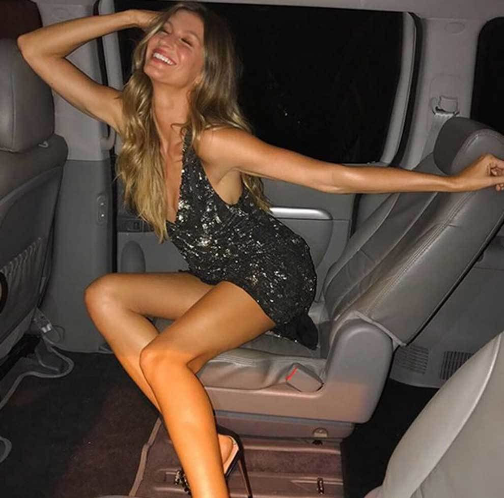 Serie A: Gisele bündchen is one of the 72 women that