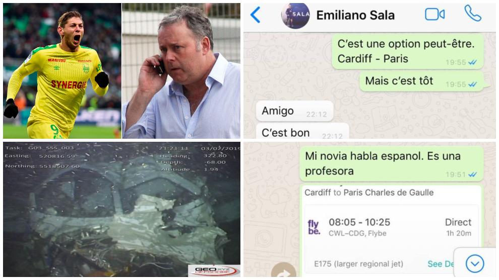 Premier League Whatsapp Messages Prove Emiliano Sala Wasnt