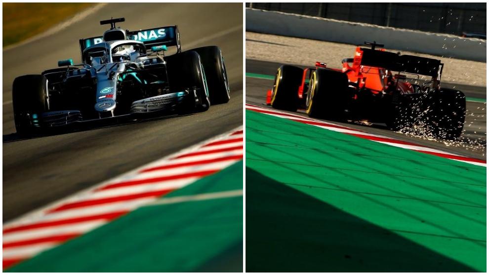 Mercedes y Ferrari acaban... en 3 milésimas e30a2f9773f